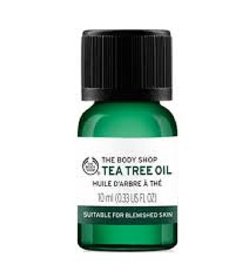 tea tree oil trị mụn